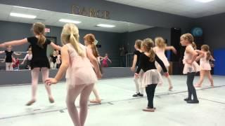 Ella Ballet Practice Thumbnail