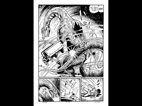 Batman ~ The Jiro Kuwata Batmanga v2014 #036 #comics