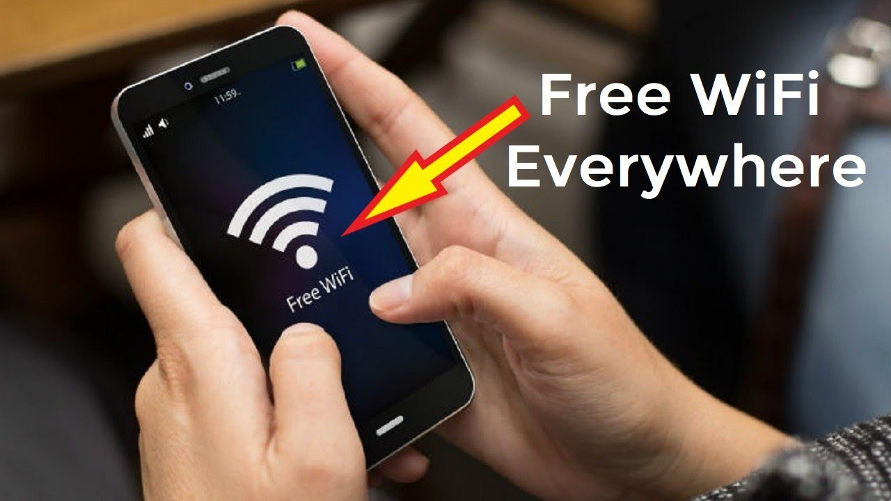 apps to get free wifi anywhere