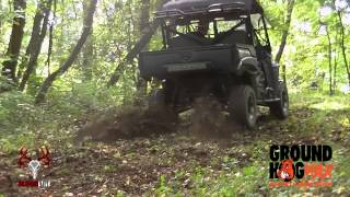 GroundHog MAX by Bloodline with Intimidator UTV