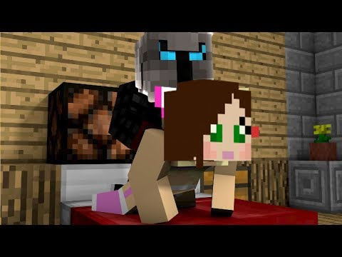 PopularMMOs Pat And Jen Minecraft  PAT SEX CHALLENGE GAMES   Lucky Block Mod   Modded Mini Game