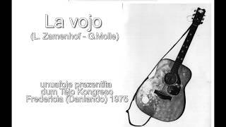 """Ĝanfranco kantas """"La vojo"""""""