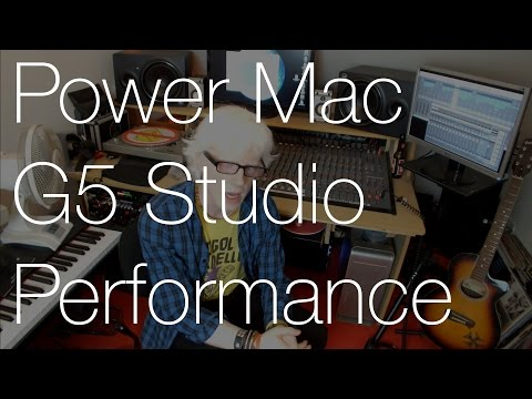 Power Mac G5 Single 1.8Ghz Studio Performance | IMNC