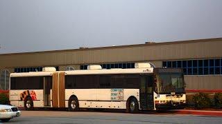 Walk Around!... RETIRED MTA Maryland: 1996 Ikarus USA/NABI 60-SFW [436.06] (Diesel) #9619