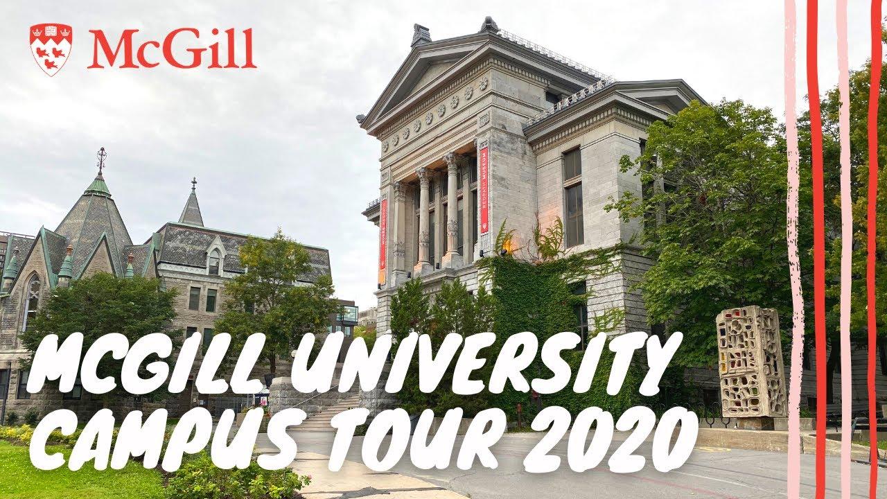 For mcgill university americans cost McGill University,