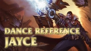 Jayce - MC Hammer Dance - League of Legends (LoL)