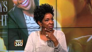 "The legendary Gladys Knight promotes her new album ""Where my Heart Belongs!"""