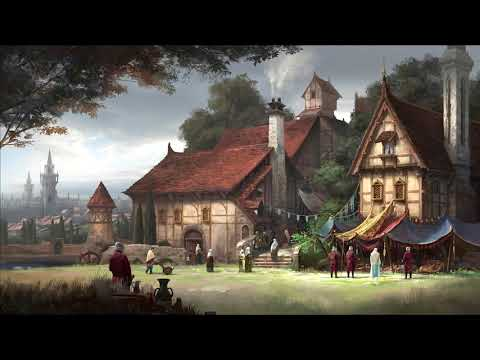 Morr's Gardens | Feudal World Ambient Music