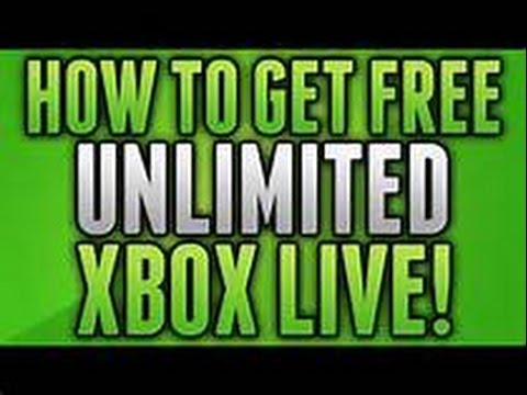 how to get xbox live on xbox 360 2017