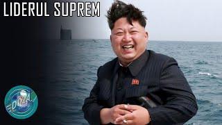 Cum Calatoreste Kim Jong-un?