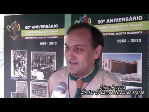 ARAE 2012 - Campo-Escola de Fraião