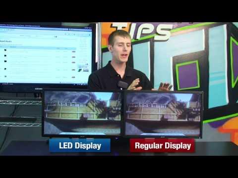 Advantages of LED Back-Lit Display (NCIX Tech Tips #74)