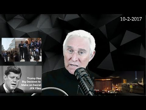 Roger Stone Trumps Decision on Release of JFK Classified Files, News and Current Events 10/2