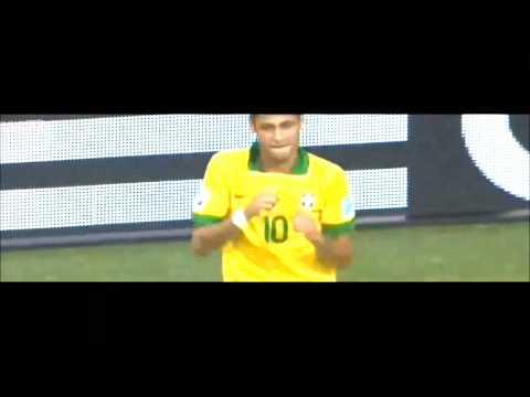 Neymar all goals Confederation Cup '13  Barcelona Superstar
