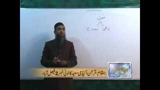 Arabic Course by Sheikh Aamir Sohail Lecture 27 (Urdu)