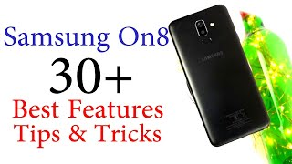 Samsung On8 30+ Best Features and Important Tips and Tricks