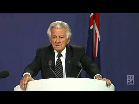 Hawke On Whitlam: No Star Has Shone Brighter In The Australian Political Firmament (2014   ABC News