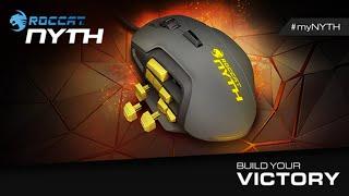 Roccat Nyth Обзор игровой мышки. Пухленький грызун