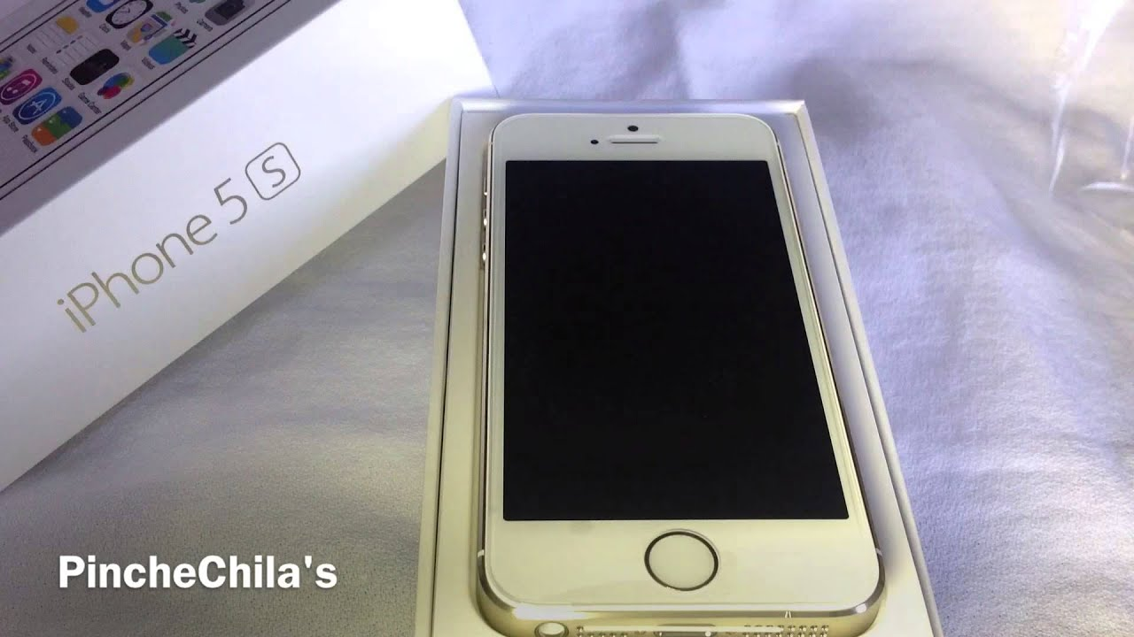 Iphone  Blanco Oro