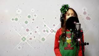Where are you Christmas (Cindy Lou Hoo Cover) - Sapphire Rejon