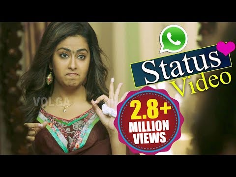 Latest  Awesome WhatsApp Status Telugu s❤  2017