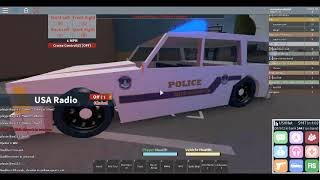 Imanoobsowhatlol USCP car Showcase ROBLOX Washington DC