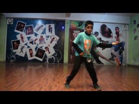 Hale dil hip hop dance by Ashmit Raj ....