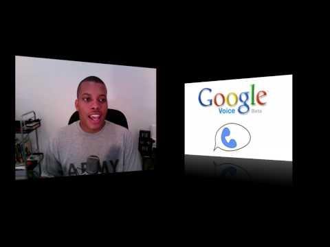 Google Voice: Demo