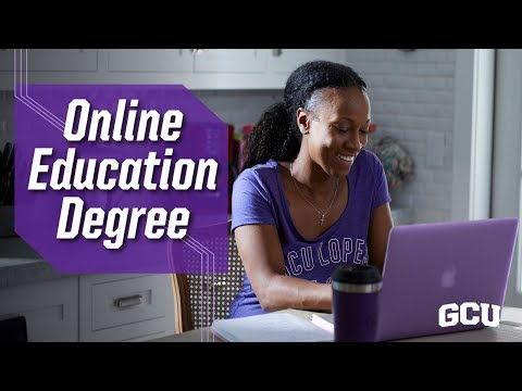 GCU Online Degree Programs | Online Education Programs