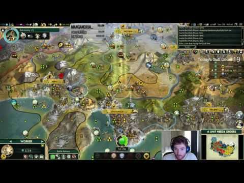 Game 465: Russia (6FFA) Part 9