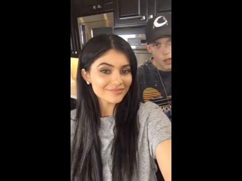 KYLIE JENNER SNAPCHAT VIDEOS 44 (ft. Tyga, Kendall Jenner, Khloe Kardashian, etc.)