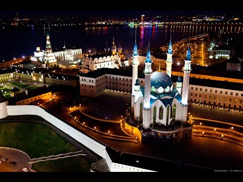 The most beautiful city in Russia. TOP 10. Travel to Russia