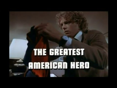 The Greatest American Hero 1981 - 1983 Opening and Closing Theme (Extended Version)