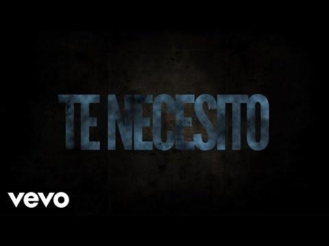 Cali Y Dandee - Te Necesito (Lyric)