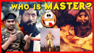 KGF Chapter 2 Vs Master: இதில் யாரு மாஸ்டர்? 😜 Whatsapp Vs Telegram | Eeswaran Trailer | Tamil