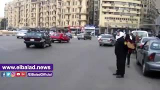 الشرطة النسائية تنتشر في التحرير ومحيط نقابة الصحفيين .. فيديو وصور