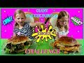 GIANT CHEESEBURGER CHALLENGE - Magic Box Toys Collector