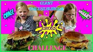 Video GIANT CHEESEBURGER CHALLENGE - Magic Box Toys Collector download MP3, 3GP, MP4, WEBM, AVI, FLV Oktober 2017
