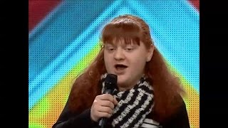 Repeat youtube video X ფაქტორი - ნინო გვასალია | X Factor - Nino Gvasalia