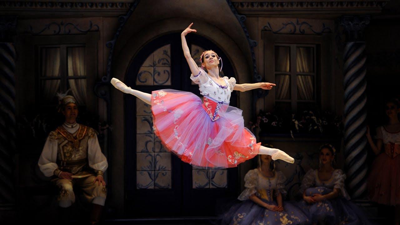 In The Studio Sf Ballet S Copp 233 Lia Youtube