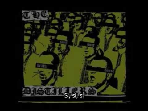 The Distillers - Desperate (Español)