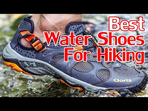 Best Water Shoes For Hiking (Review) in 2020