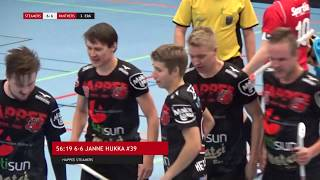 Maalikooste: Happee Steamers v RSS Panthers