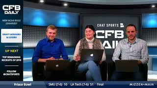 College Football Early NFL Draft Entry Deadline Winners & Losers