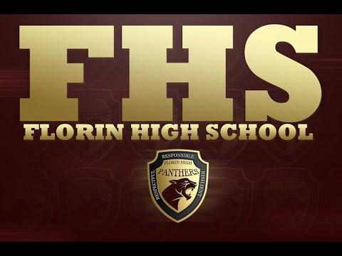 Florin High School Virtual Graduation