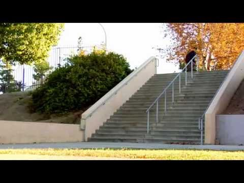 Nyjah Huston: The Making of Fade To Black