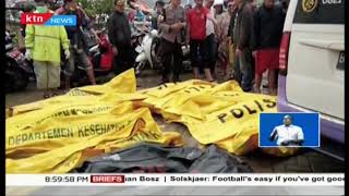 Over 200 killed, hundreds injured by Indonesia tsunami