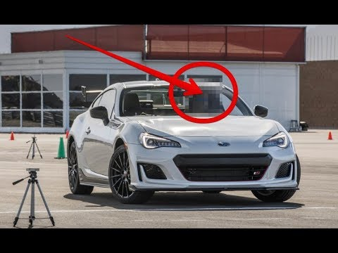 Beautiful 2018 Subaru BRZ TS First Look U0026 Review   Exterior Interior   Limited  Production Of Just 500