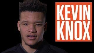 Kevin Knox talks All-Star Weekend, Knicks