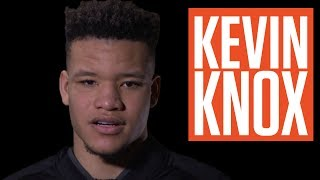 Kevin Knox talks All-Star Weekend, Knicks' losing streak, facing Kevin Durant  | NBA All-Star 2019